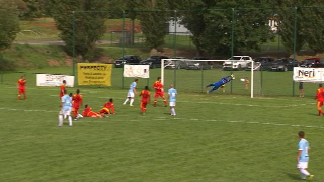 Coupe de Belgique : pas d'exploit pour UCE Liège