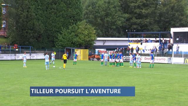 Coupe de Belgique : Tilleur sort Tirlemont au bout du suspense !