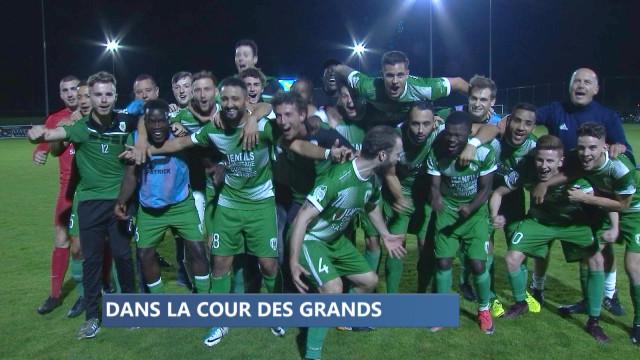 Coupe de Belgique Verlaine se qualifie et attend une D1 !