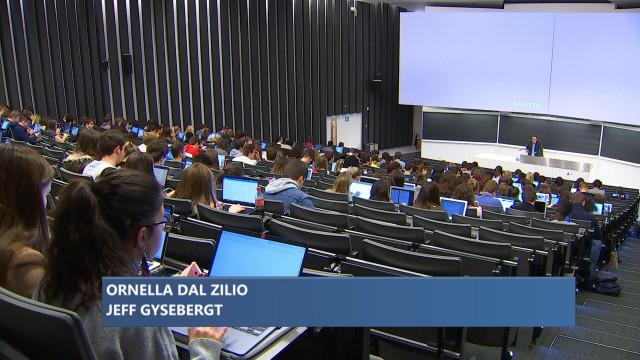 Cours ouverts à l'Université de Liège
