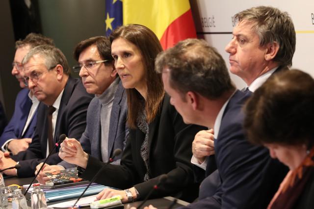 Covid-19 : Les mesures prises par le Conseil national de Sécurité