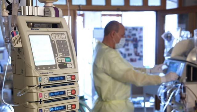 Covid : crainte d'une hausse des hospitalisations dans la région