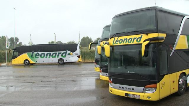Covid: Les autocars reprennent tout doucement du service