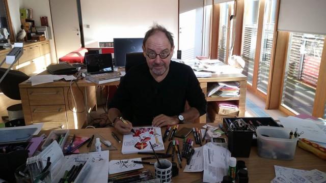 Culture L : Pierre Kroll
