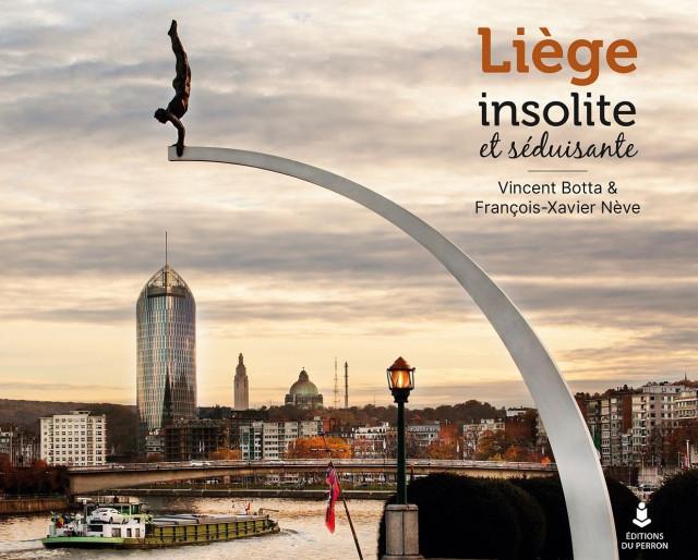 """CultureL: """"Liège insolite et séduisante"""" et le roman """"Vieille peau"""""""