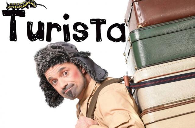 """CultureL : Rudy Godin et """"Turista, la démangeaison du voyageur"""""""