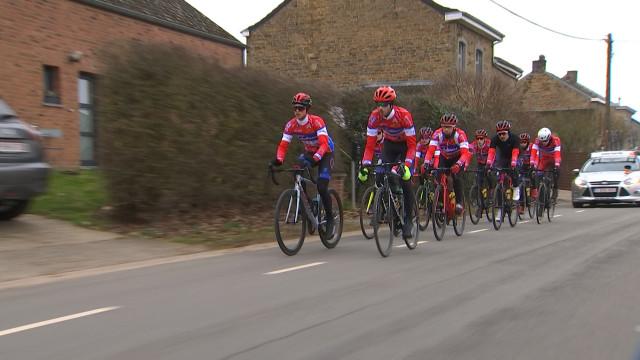 Cyclisme chez les jeunes : patience et motivation