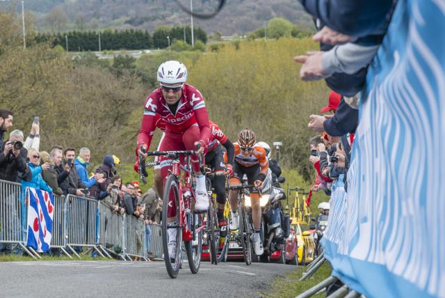 Cyclisme : l'arrivée de Liège-Bastogne-Liège en cité ardente !