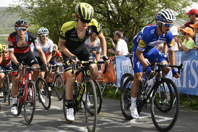 Cyclisme : les classiques wallonnes fin septembre et début octobre