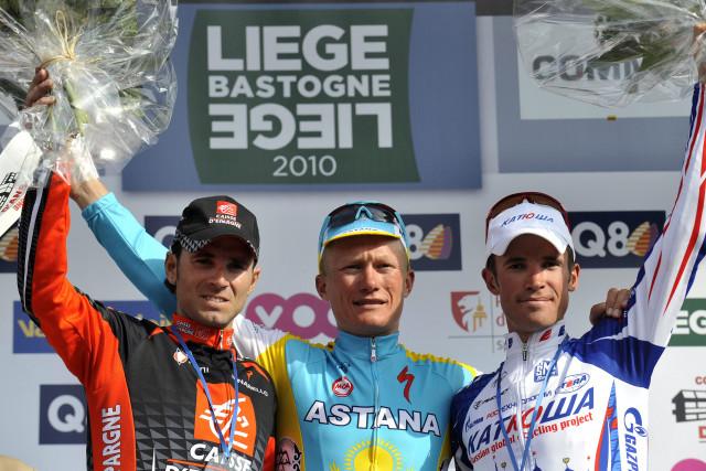 Cyclisme : Vinokourov nie toute corruption sur la Doyenne
