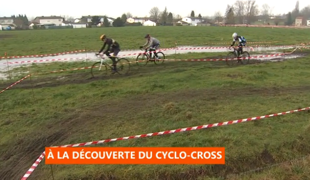 Cyclo-cross à Oleye