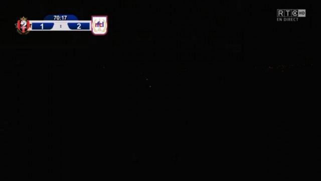 D1 amateur: le derby liégeois plongé dans le noir