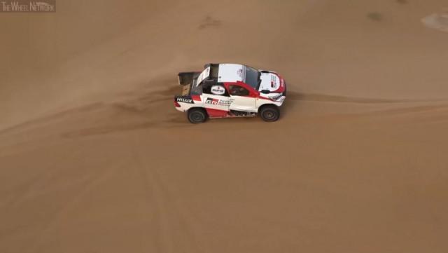 Dakar 2020: les Hutois d'Overdrive en force avec Alonso