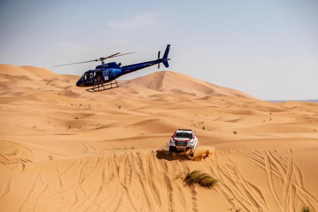 Dakar 2020 : les voitures préparées chez Overdrive grandes favorites