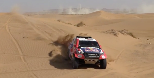 Dakar 2020: Overdrive prépare ses copilotes