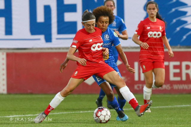 Dames: un Clasico en finale de la Coupe de Belgique