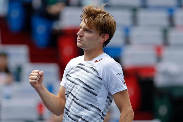 David Goffin battu à Washington