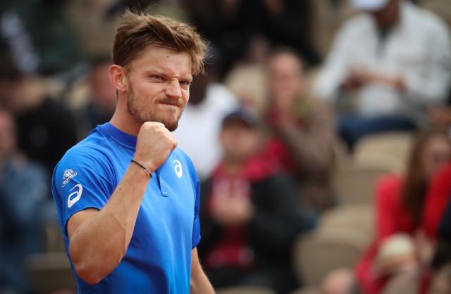 David Goffin défiera Federer en finale à Halle !