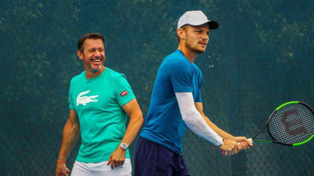 David Goffin et son coach se séparent