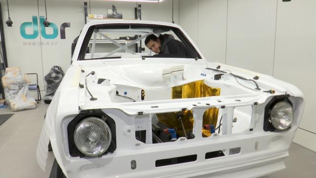 Harzé : une seconde vie pour les voitures de course historiques