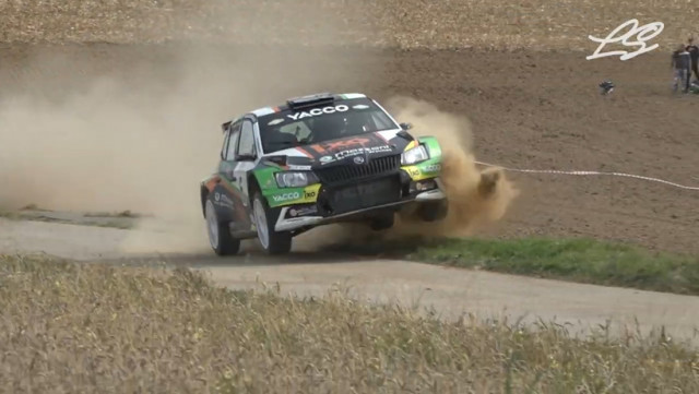 De Cecco: le rêve du WRC réalisé