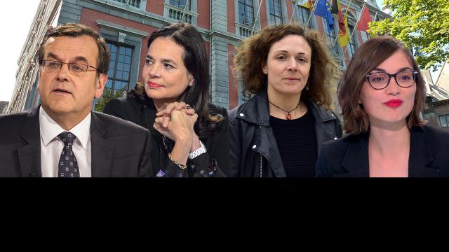 Début des rencontres bilatérales à Liège