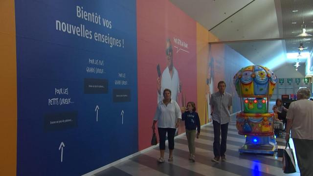 Décathlon et Action s'implantent au centre commercial Belle-Ile