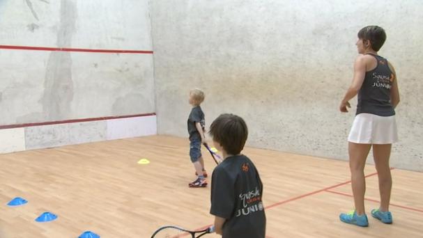 Découverte: le squash