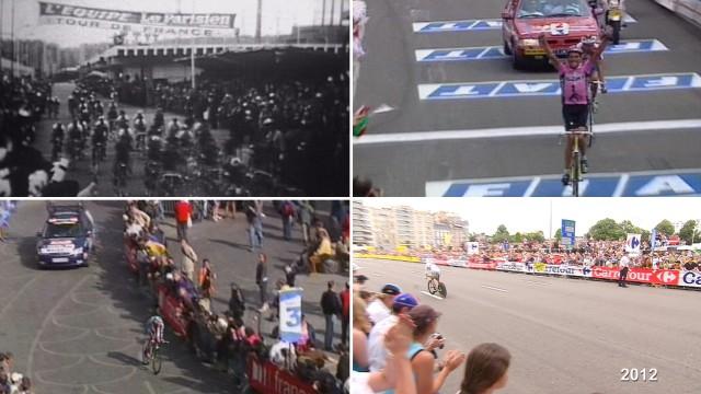 Depuis 69 ans, le Tour de France aime la province de Liège (vidéo)
