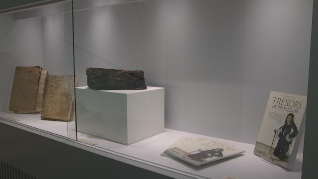 Expo : archives judiciaires au Trésor de la Cathédrale de Liège