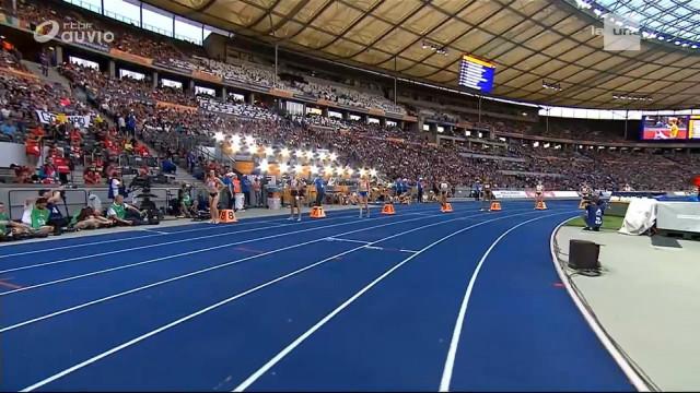 Des athlètes liégeois au top à l'Euro de Berlin