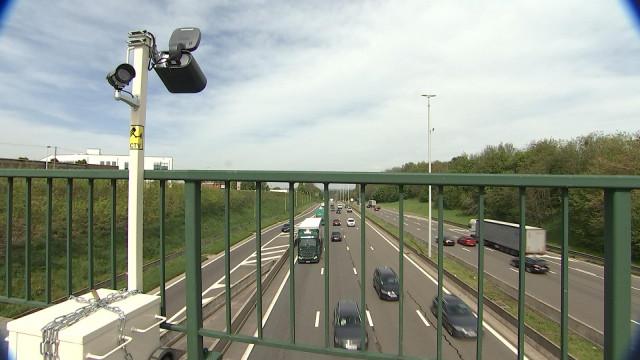 Des caméras mobiles sur les axes autoroutiers pour aider les usagers