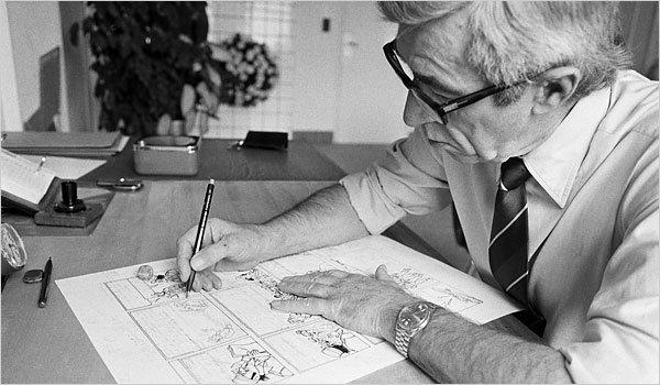 Des dessins de Hergé, Uderzo, Roba bientôt aux enchères à Liège