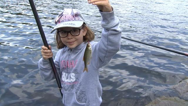 Des initiations à la pêche durant les vacances