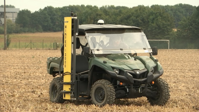 Des quads préleveurs pour une agriculture de qualité