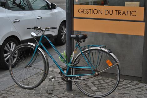 """Des rues cyclables et des """"tourne à droite"""" à Liège"""