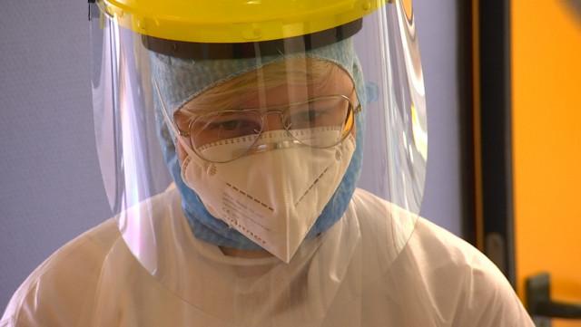 Des stagiaires en infirmerie en renfort dans les hôpitaux