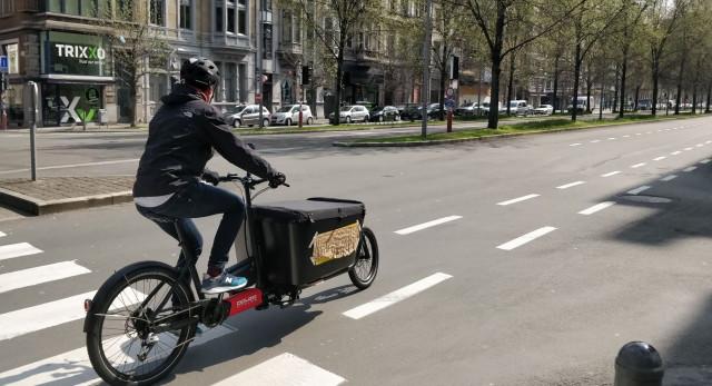 Des vélos pour remplacer les voitures de société