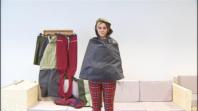 Innovation liégeoise : des vêtements pour festivals !