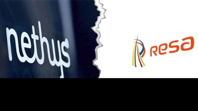 Dissolution de la filiale intermédiaire Finanpart et sortie de Resa du groupe Nethys