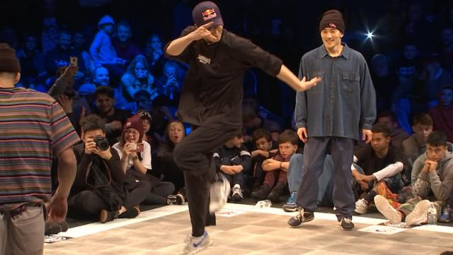 Dixième édition du mondial de breakdance à Liège