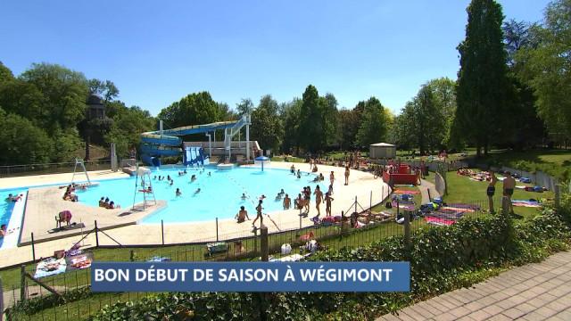 Domaine de Wégimont : la saison est lancée