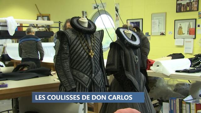 Don Carlos à l'Opéra: une grosse machine à préparer
