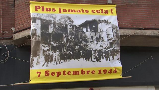 Commémorations de la libération : le drame à Fontainebleau