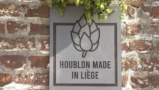 Du houblon made in Liège !