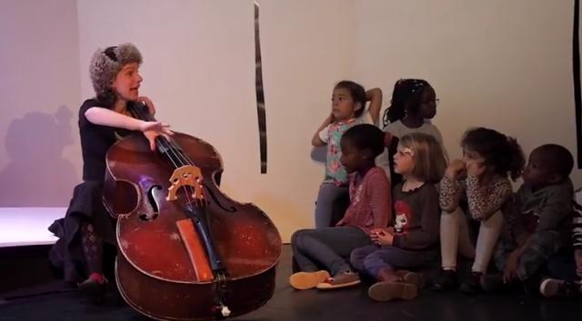 Eclos(i)ons, spectacles musicaux pour enfants durant les vacances