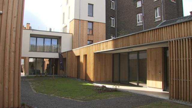 Premiers logements passifs pour la Ville de Liège