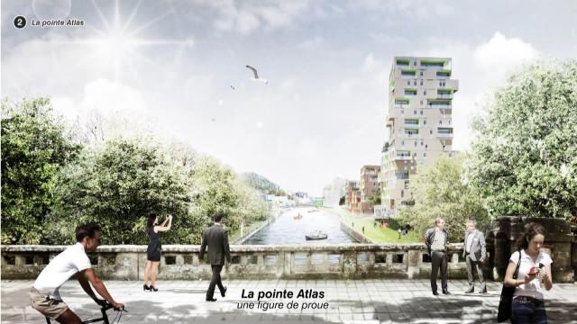 Ecoquartier : Neolegia informe le grand public sur son projet