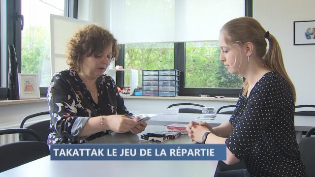 Takattak : apprendre le sens de la répartie