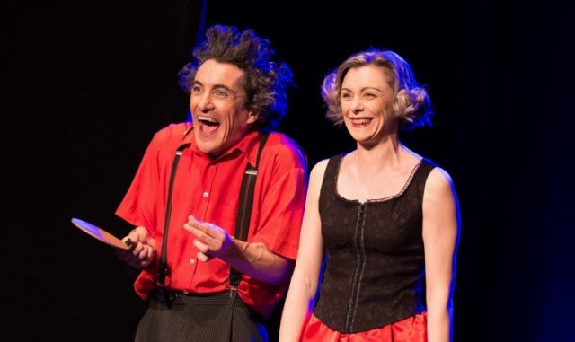 Elastic et Francesca sélectionnés pour le Festival International du Cirque de Monte-Carlo !